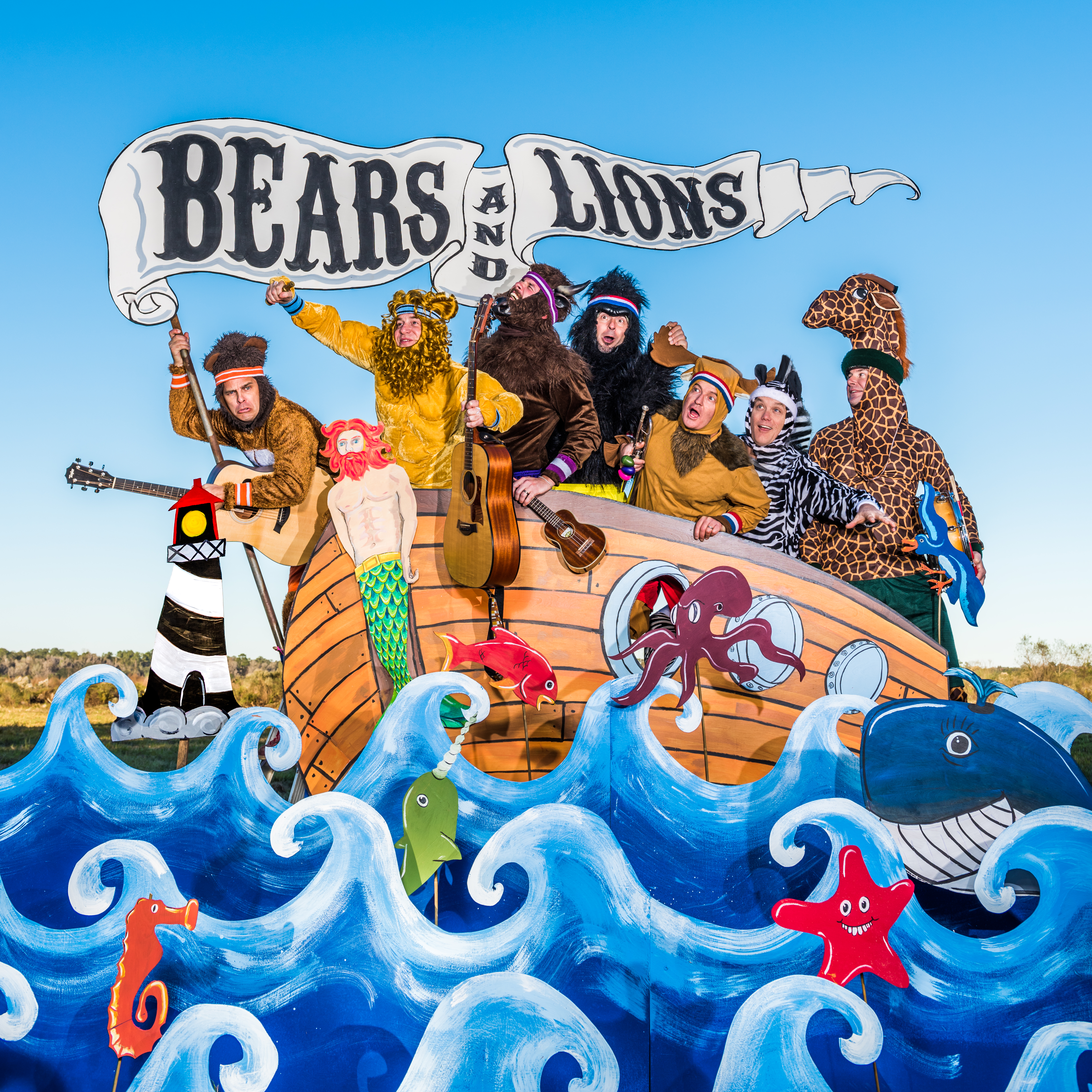 Bears and Lions New album!